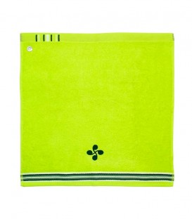 Tea towel square ANXO lauburu