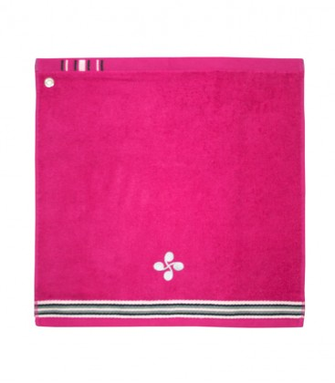 Tea towel square NORE lauburu