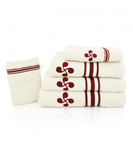 SOKOA lauburu towel