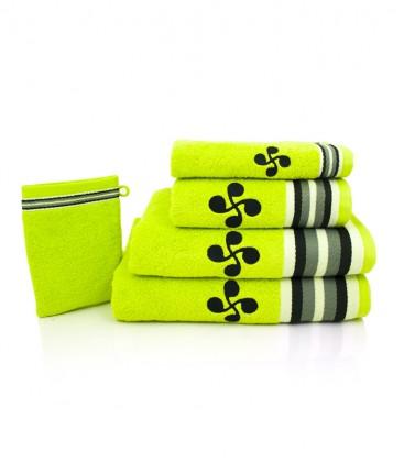 ANXO lauburu towel