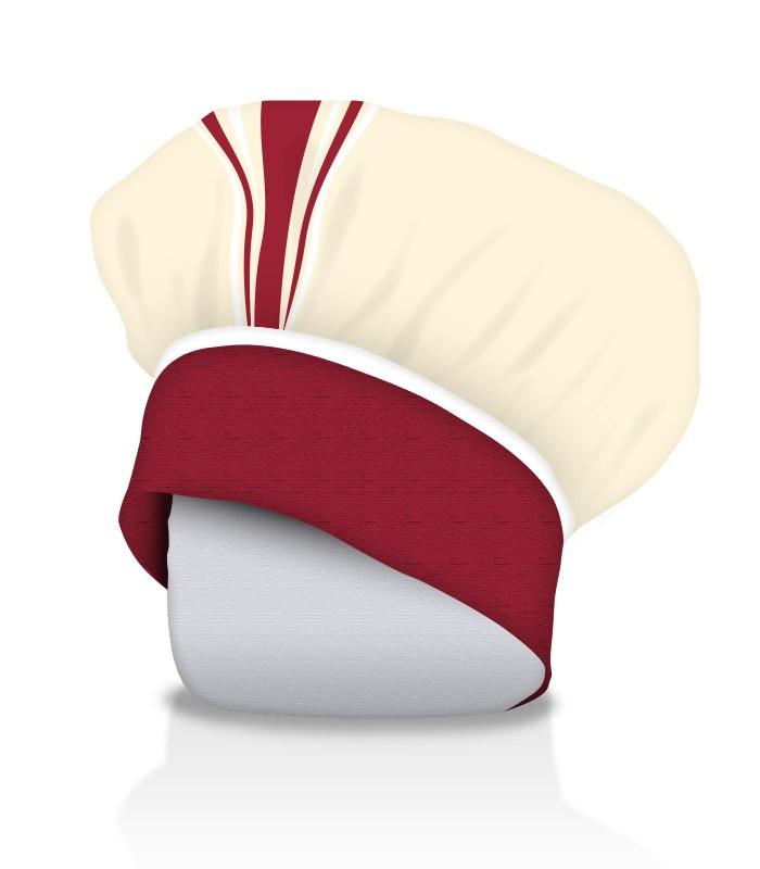 Toques de cuisinier enfant sokoa euskal linge basque for Cuisinier basque