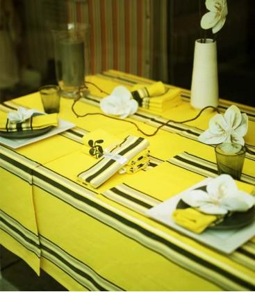 Individual tablecloth EGUNA