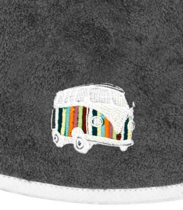 Paño rizo NEGUA furgoneta