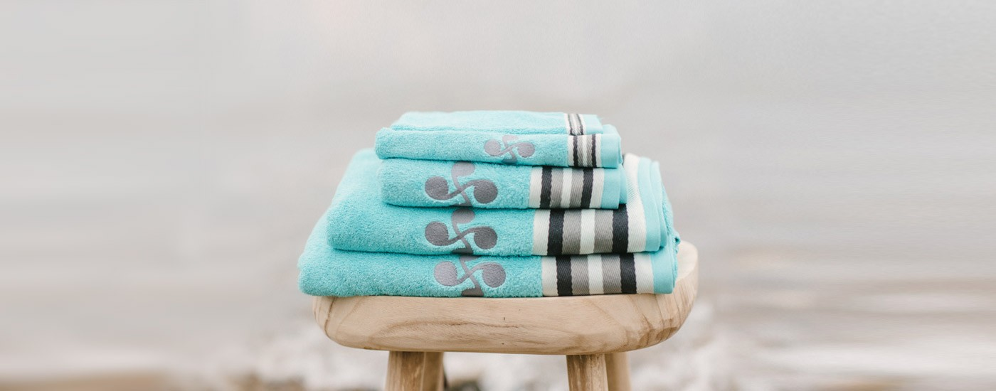 Euskal Linge - Linge Basque - Towels Urtzi
