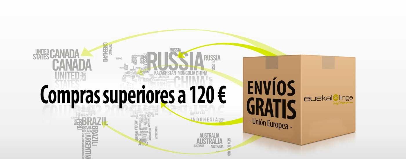 Euskal Linge - Linge Basque - Envíos gratis por compras superiores a 120€