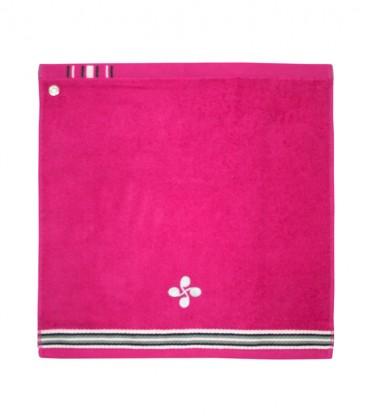 Tea towel square NORE lauburu