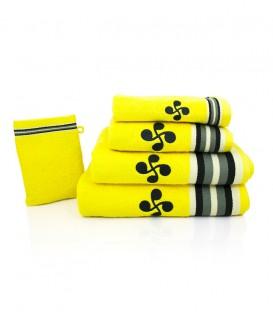HONDARRA lauburu towel