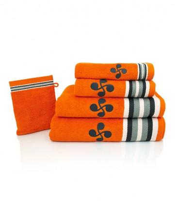 ARRATSA lauburu towel