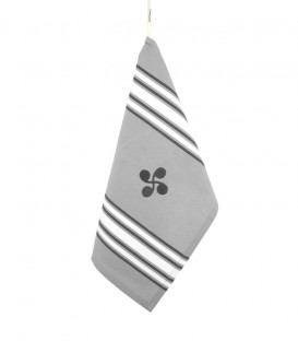 Tea towel LAINO lauburu