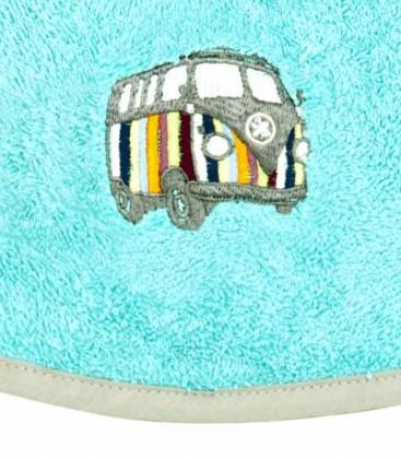 Paño rizo URTZI furgoneta